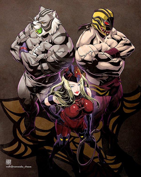 タイガーマスクW、サード対タイガーも最終回も本当良くてとても最高でした…!!🙏🙏🙏🙏🙏🙏