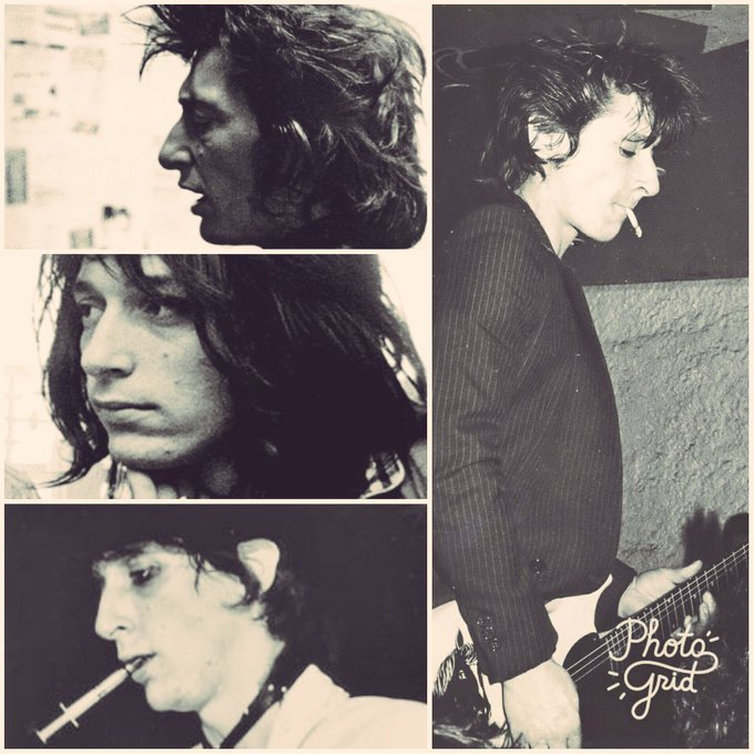 SO ALONE YOU CAN T PUT YOUR  ARMS ROUND A MEMORY HAPPY BIRTHDAY JOHNNY THUNDERS