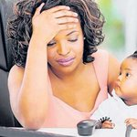 Battling through life as a single mother