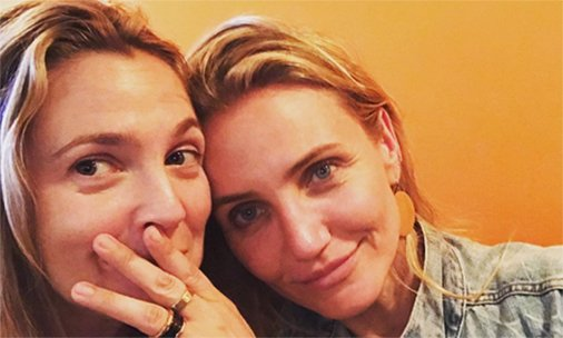 Read Drew Barrymore's sweet tribute to close friend Cameron Diaz!