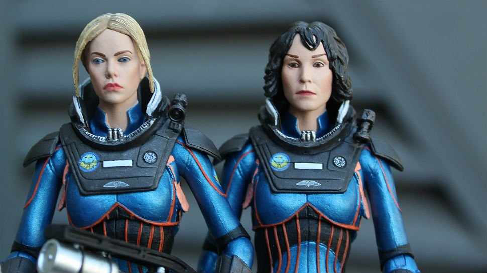 Theron and Rapace get immortalized as #Prometheus action figures: https://t.co/Ab6mhAQWMd https://t.co/DutyGxnOmY