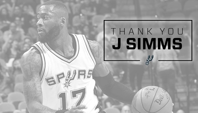 Thank you, @ThaRealJsimms! https://t.co/NrWDsOf8ry