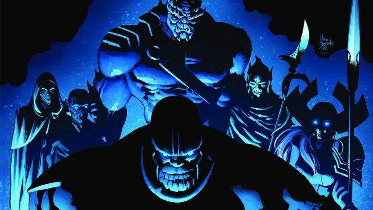 .@Marvel unveils new AvengersInfinityWar villains