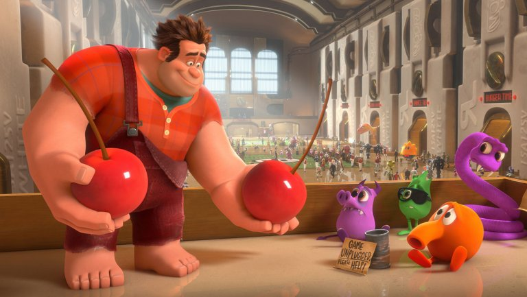 'Wreck-it-Ralph 2' is reuniting your favorite Disney princesses