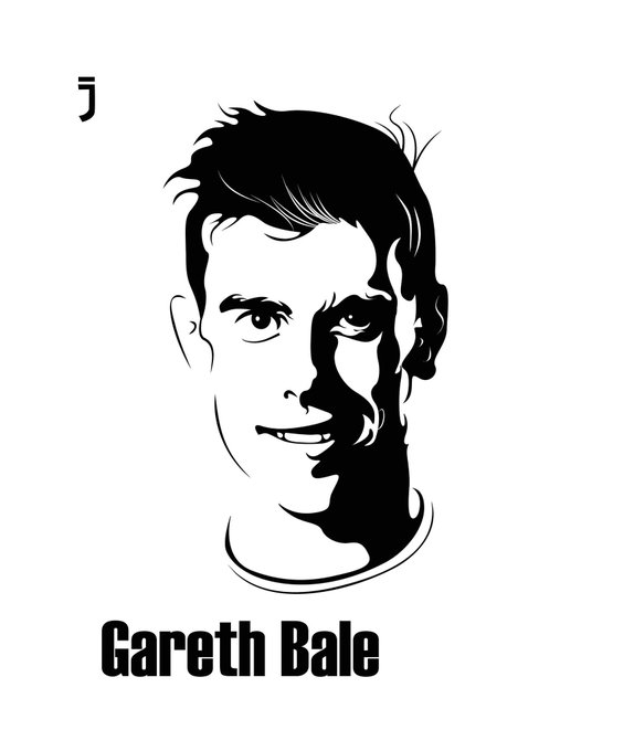 Happy Birthday Gareth Bale  . . .