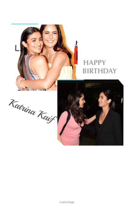"""Happy birthday Katrina Kaif to The sexy \""""Kamli\"""" stay wonderful and humble"""