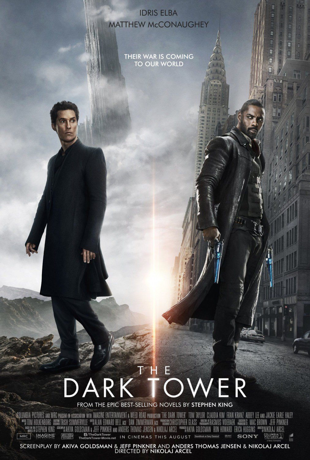 """The Dark Tower"" TV Series Will Be Origin Story With Idris Elba https://t.co/eygjdF69Yi https://t.co/XcUqhjf1Xx"