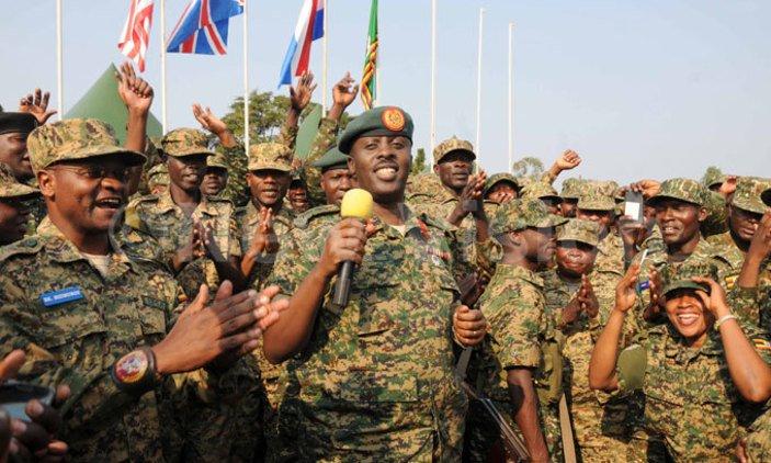 Over 2,000 UPDF leave for Somalia