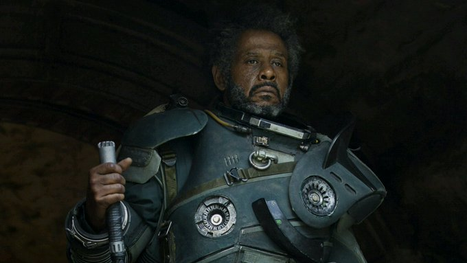Happy birthday Forest Whitaker (56), Saw Gerrera in Feliz cumpleaños para