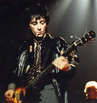 Happy birthday, johnny thunders