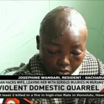 Murang'a man hacks wife, leaving her seriously injured