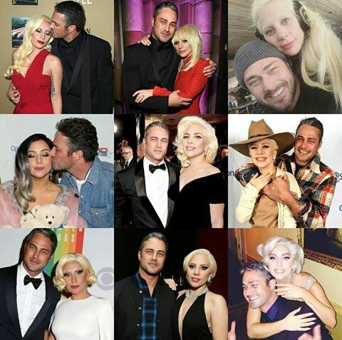 Happy birthday, Taylor Kinney   Lady Gaga