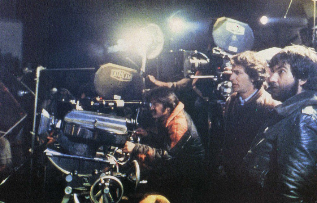 Tobe Hooper Pretended to Direct 'Poltergeist' for Steven Spielberg! https://t.co/cwxIuED2Pm https://t.co/wSQMk8dcXL