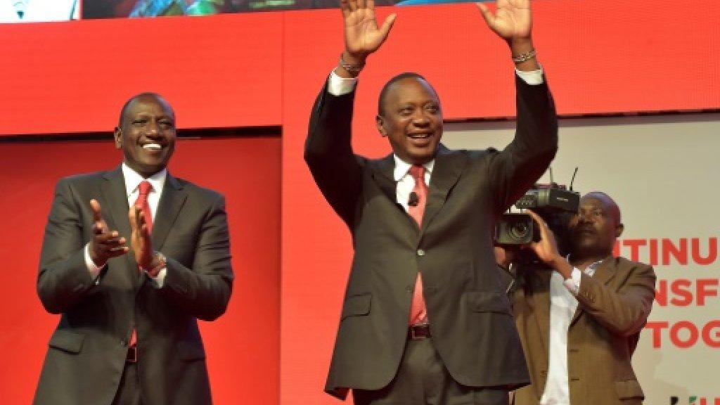 Kenya deputy president's home attacked