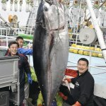 Tour presents tuna fishing up close