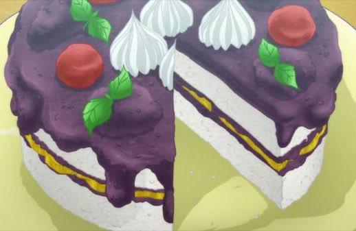 そーいえばナースウィッチ小麦ちゃんR5話のスペシャルあんこケーキもレッドフラッシュがのってたな。 黄色いのは たくあんで