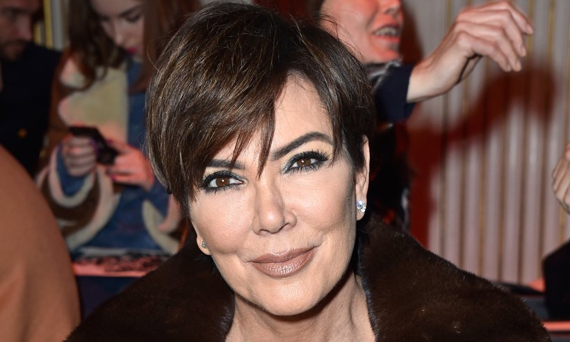 Kris Jenner, 61, is looking incredible in a bikini!