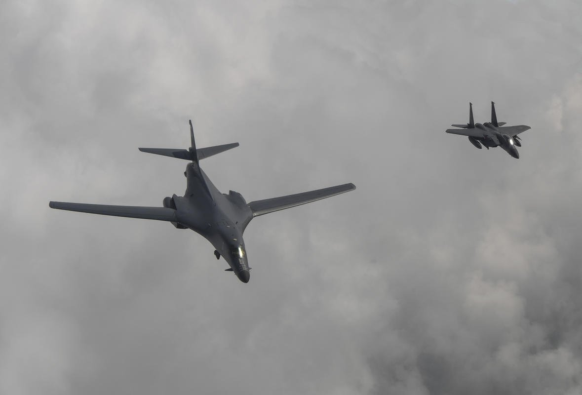 US bombers fly over South Korea after North's 2nd ICBM test