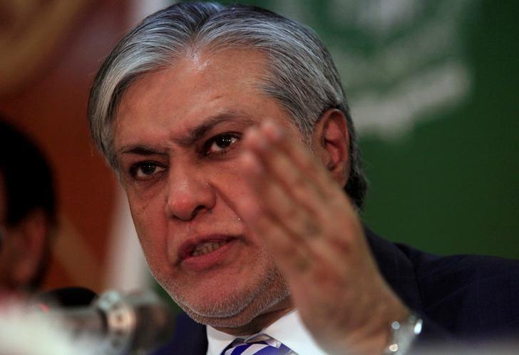 Pakistan's Supreme Court disqualifies Finance Minister Ishaq Dar - media