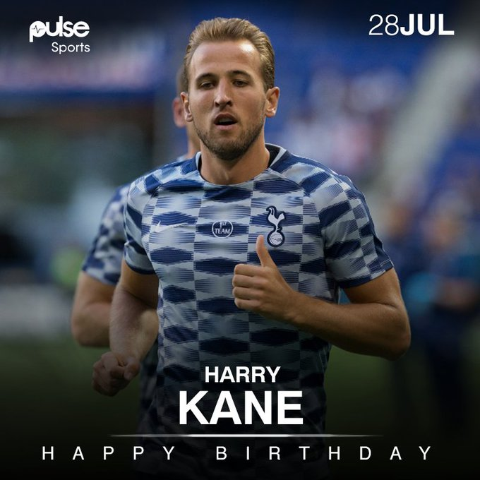 Happy 24th Birthday the Premier League\s \Goal Machine\, Harry Kane!