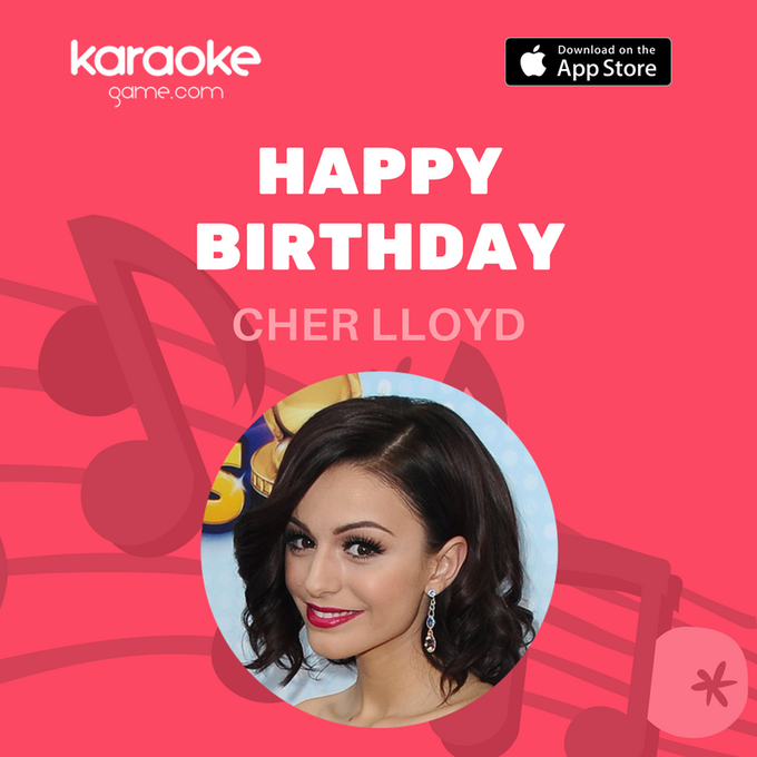 Begin your Karaoke Friday with hit! Happy Birthday Cher