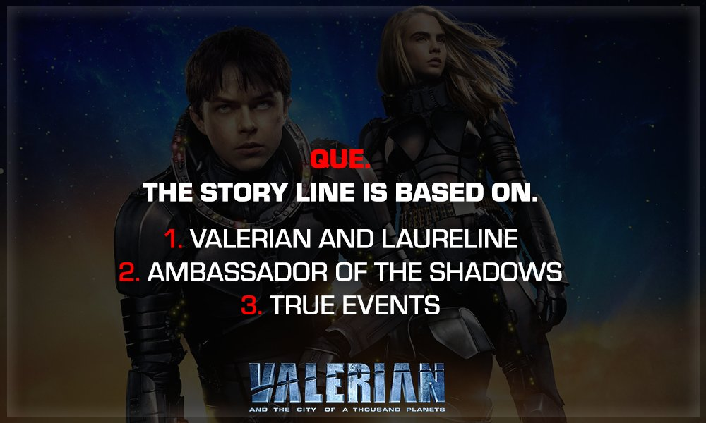 This is it! There's no turning back! Keep your efforts flowing & do invite your friends! #ValerianWithMN