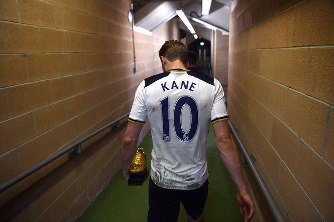 Happy 24th Birthday Harry Kane!  2014/15: 31 Goals  2015/16: 28 Goals  2016/17: 35 Goals