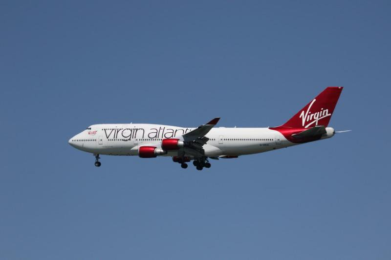Air France-KLM agrees option for Virgin Atlantic ownership in event of hard Brexit