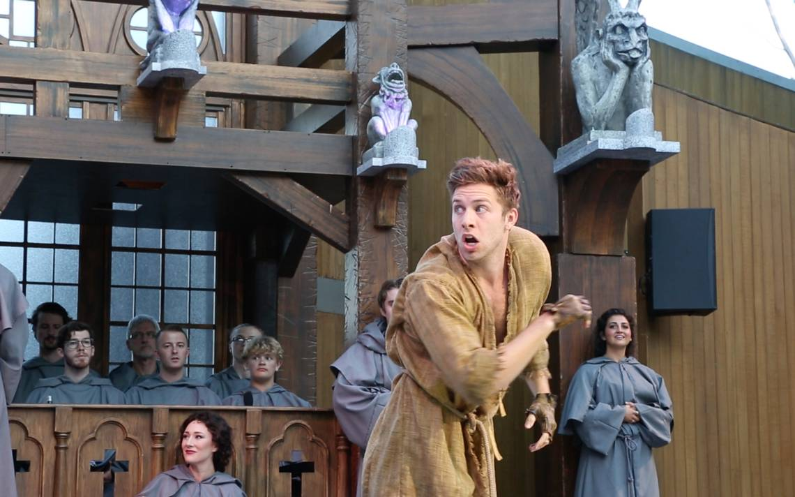 Five reasons not to miss ISF's 'The Hunchback of Notre Dame'