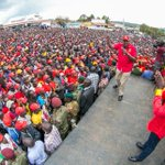 Elect Lekorere, Lempurkel to blame for insecurity, Uhuru tells Laikipia