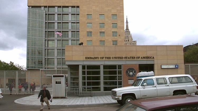 Russia seizes U.S. Embassy properties in Moscow, orders a reduction of American diplomats