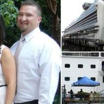 Brutal cruise ship killing took place DURING 'murder mystery party' confusing staff who thought it was part of the game…as it's claimed husband killed his wife just for laughing at him