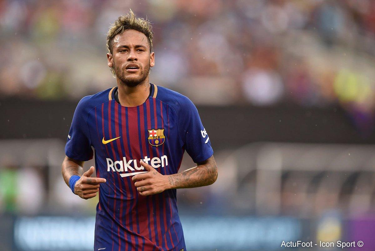 Le FC Barcelone a demandé une réponse à Neymar quant à son avenir avant mardi. (@sport)