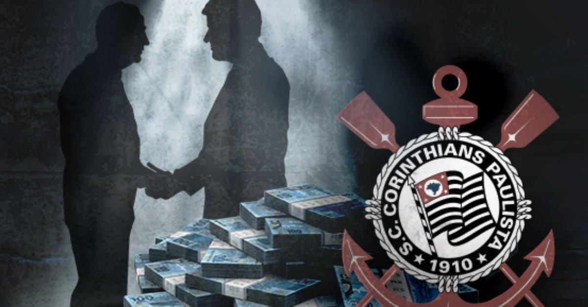Gravação mostra negociação de suborno na base do Corinthians; ouça os diálogos