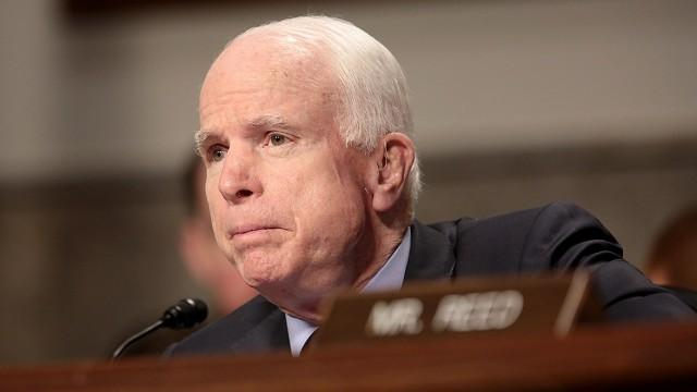 """McCain explains why he voted to kill """"skinny"""" ObamaCare repeal bill"""