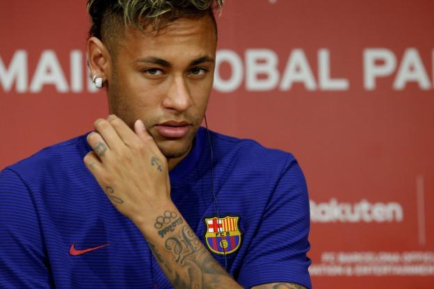Neymar annule une rencontre avec des fans en Chine car il doit «s'occuper d'un transfert»