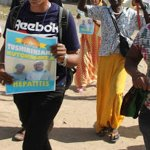 Pharmacy students march to raise awareness on hepatitis in Dodoma