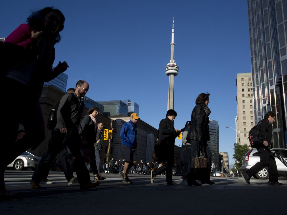 Canada's economy is growing faster than expected