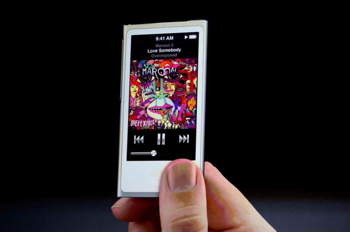 Apple signe la fin de l'iPod