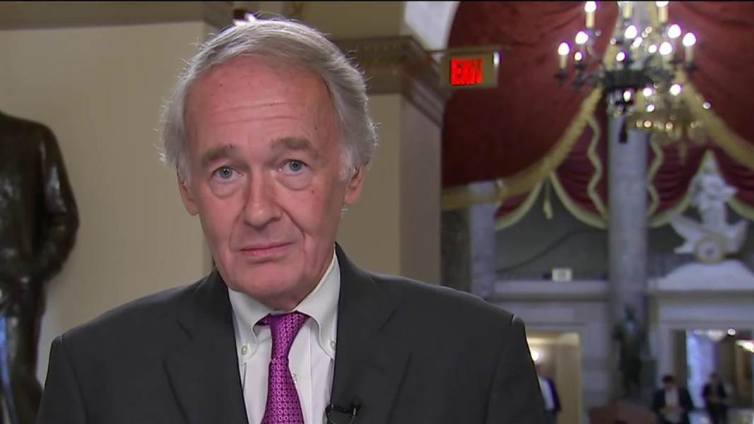 Markey Neither party trusts Trump to impose Russia sanctions