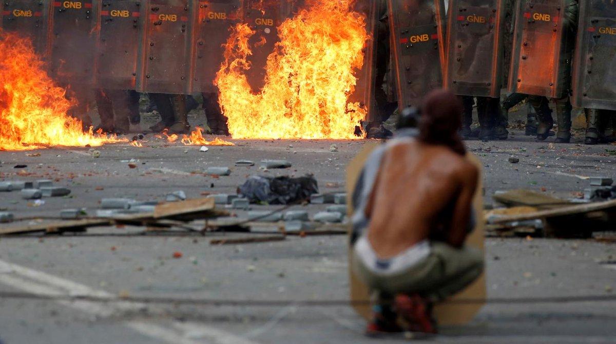La ONU pide a Nicolás Maduro que respete la libertad de protesta de los venezolanos