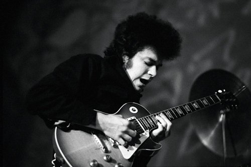 Happy Birthday Mike Bloomfield.