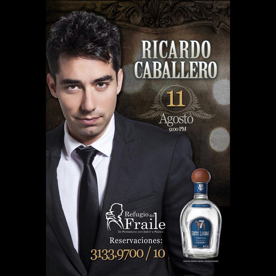 test Twitter Media - El 11 de agosto en #Guadalajara el show de @Ric_Caballero en @RefugiodelFrail IMPERDIBLE https://t.co/nr3TsWY8rN