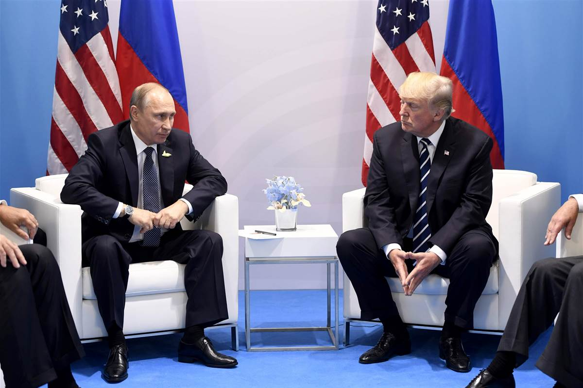 Russia kicks out U.S. diplomats in retaliation for election sanctions