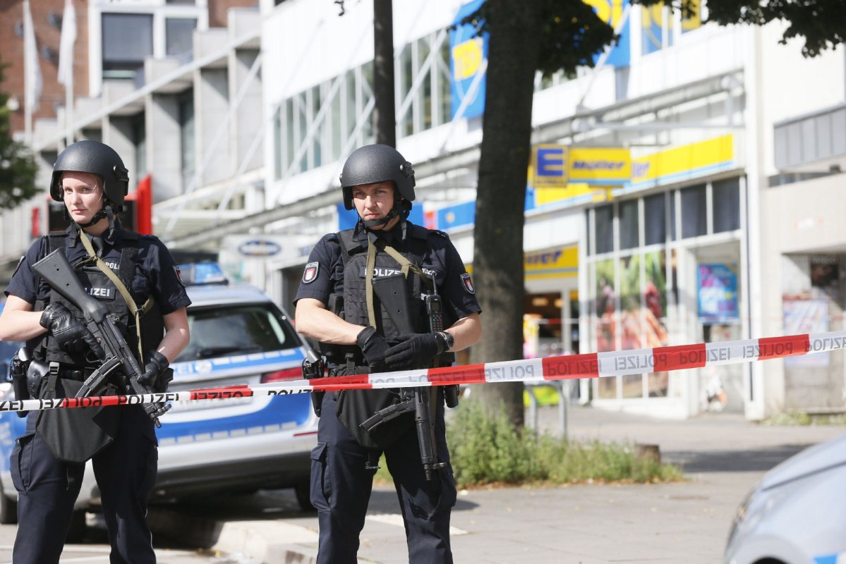 One person dead, several injured after knife attack at Hamburg supermarket