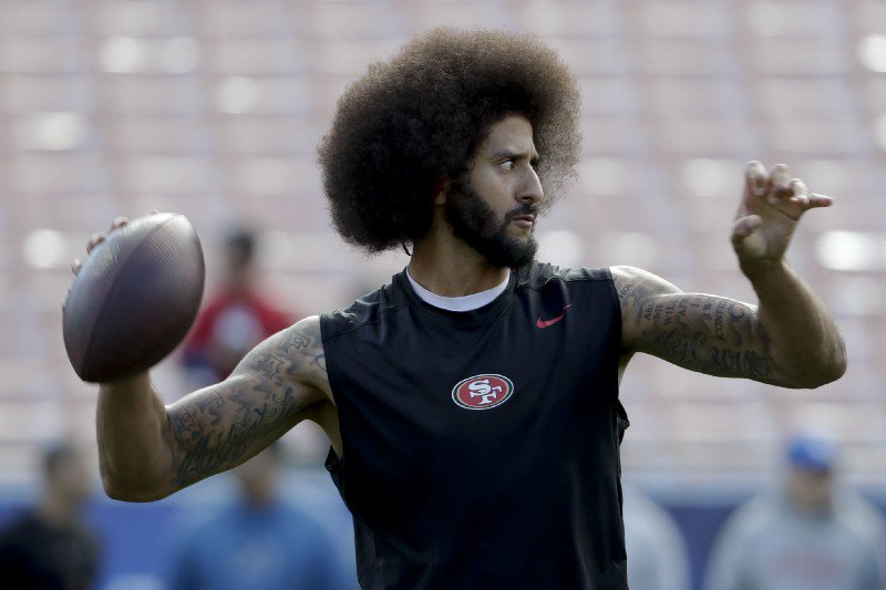 Stop pretending there are legitimate reasons NFL teams aren't signing Colin Kaepernick