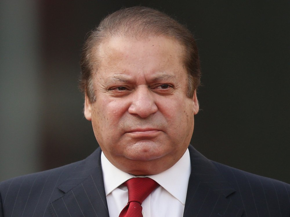 Pakistan's high court removes Prime Minister Nawaz Sharif from power in historic ruling