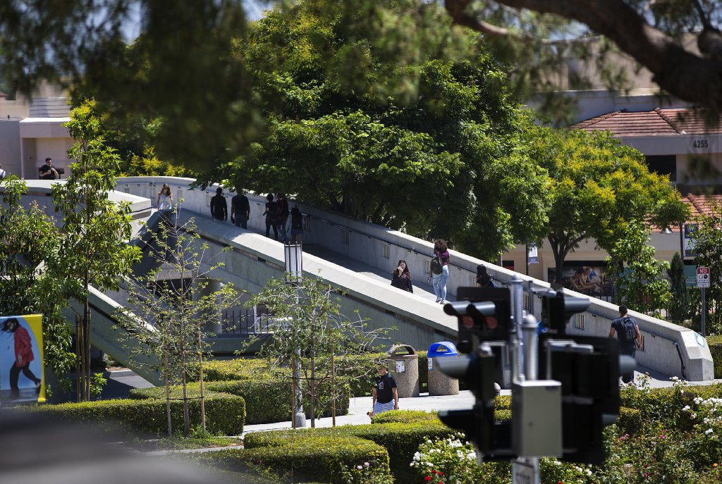 UC Irvine is under fire for rescinding admission offers two months before fall term begins
