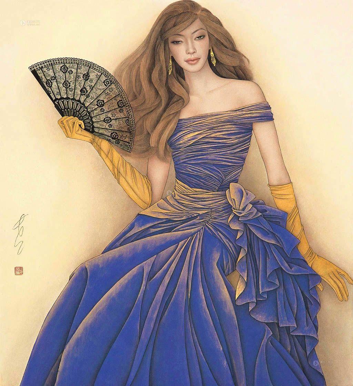 By Feng Changjiang (b.1943) #Painting #art #ArtLovers💖 https://t.co/bpIXjiunLn