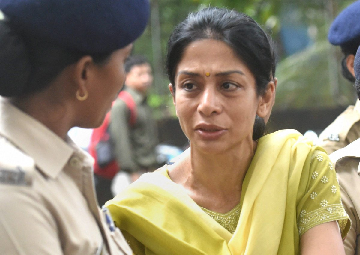 Ex-driver reveals in court chilling details of how Indrani Mukerjea killed Sheena Bora